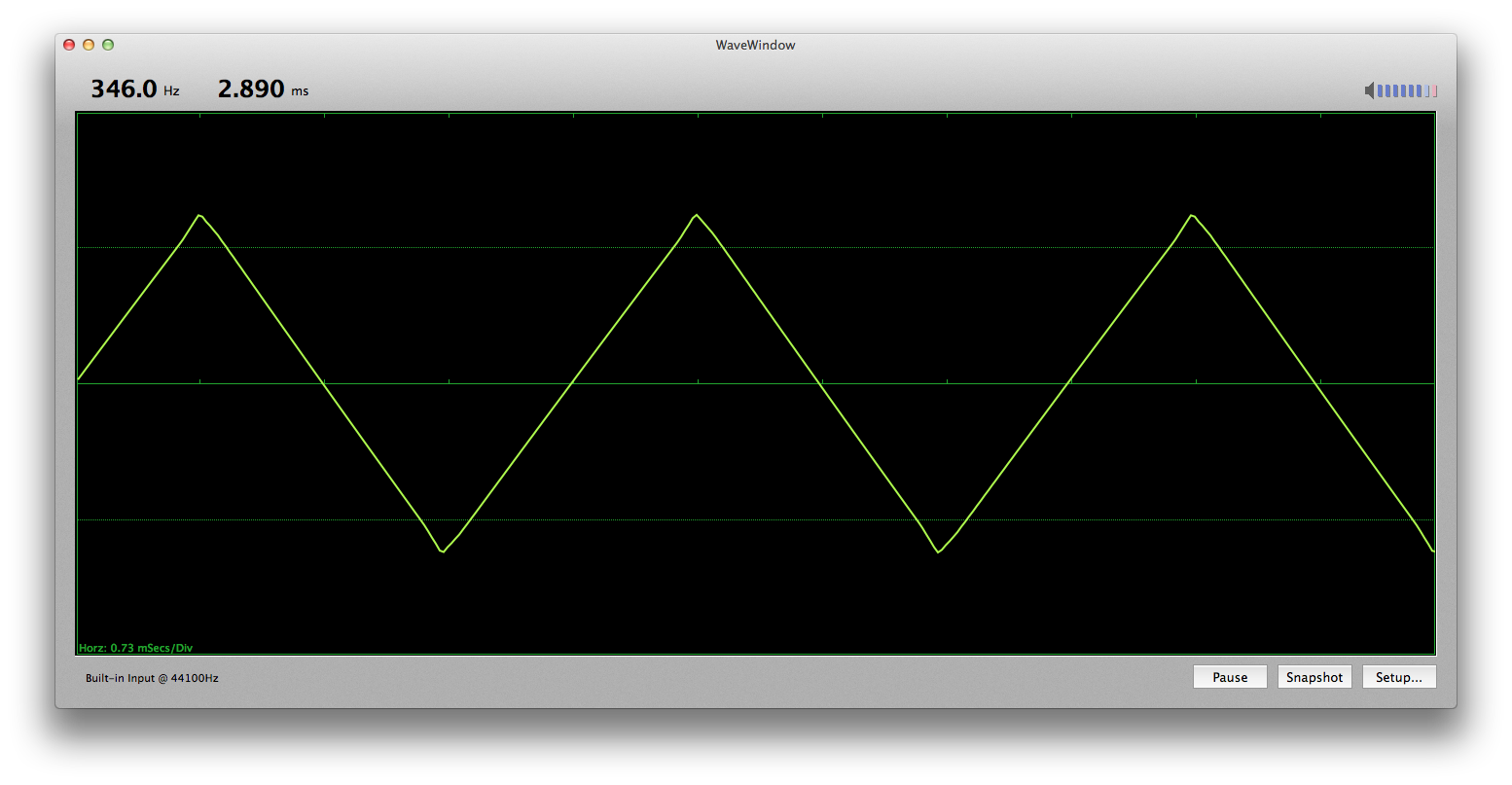 trianglewaveoutput